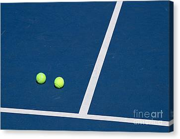 Florida Gold Coast Resort Tennis Club Canvas Print by ELITE IMAGE photography By Chad McDermott