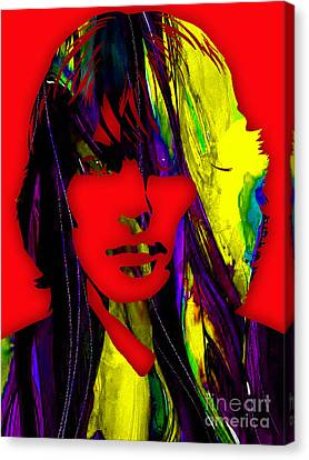 George Harrison Collecton Canvas Print