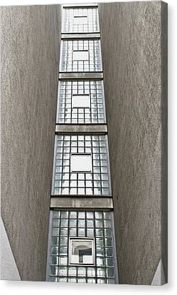 Glass Tiles Canvas Print
