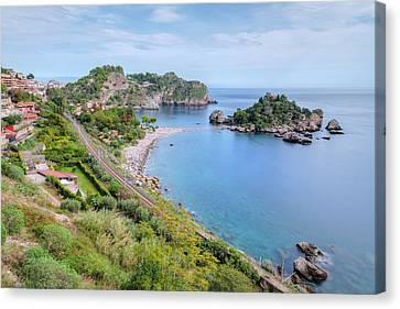 Isola Bella - Sicily Canvas Print