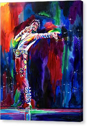 Jackson Magic Canvas Print by David Lloyd Glover