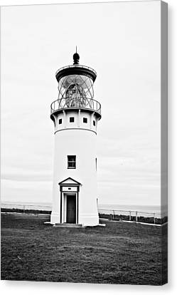 Kilauea Lighthouse Canvas Print by Scott Pellegrin