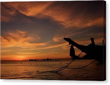 Koh Tao Island In Thailand Canvas Print