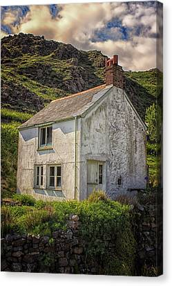 Kynance Cove Canvas Print
