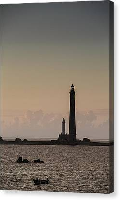 Lighthouse Canvas Print by Nailia Schwarz