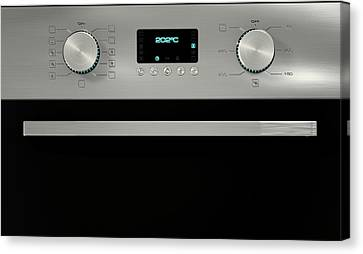 Modern Oven Closeups Canvas Print