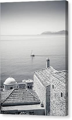 Monemvasia / Greece Canvas Print