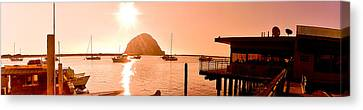 Morro Bay Canvas Print