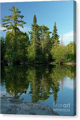 Ontario Nature Scenery Canvas Print by Oleksiy Maksymenko