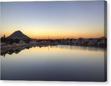 Pushkar - India Canvas Print by Joana Kruse