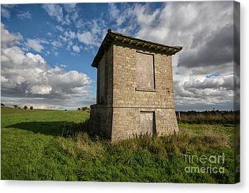 Richmond Racecourse Canvas Print by Nichola Denny