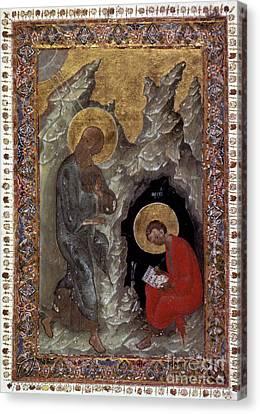 Saint John Canvas Print by Granger