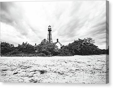 Sanibel Lighthouse Canvas Print by Scott Pellegrin