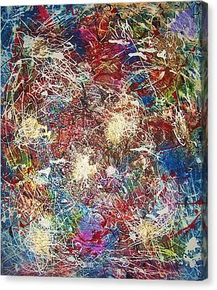 Etc. Canvas Print - Splash by HollyWood Creation By linda zanini