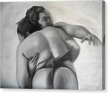 Sumo Canvas Print