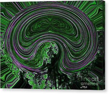 Unnamed Abstract Canvas Print