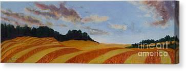 Wonderland Farm Canvas Print by Lucinda  Hansen