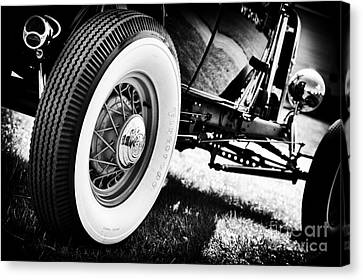 30s Rod Canvas Print by Tim Gainey