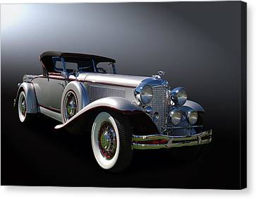 31 Chrysler Imperial Canvas Print by Bill Dutting