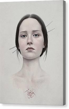 318 Canvas Print by Diego Fernandez