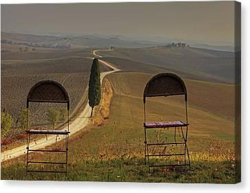 Tuscany Canvas Print by Joana Kruse