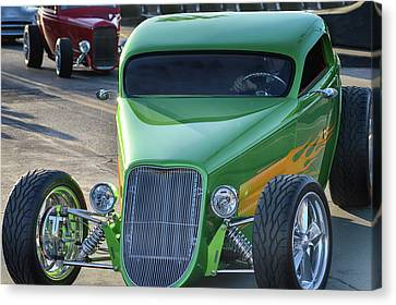 33 Foose Coupe Canvas Print by Bill Dutting