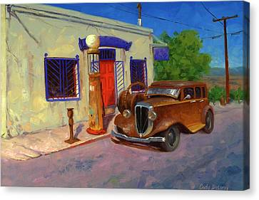 33 Studebaker  Canvas Print by Cody DeLong