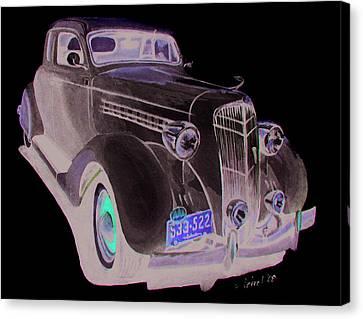 35 Desoto Canvas Print by Ferrel Cordle