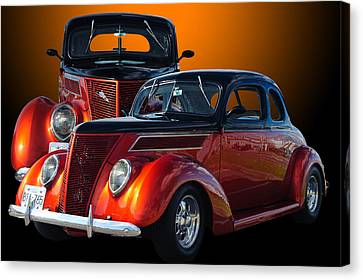 35 Ford Canvas Print