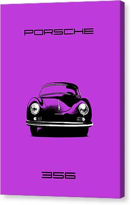 Motors Canvas Print - 356 by Mark Rogan