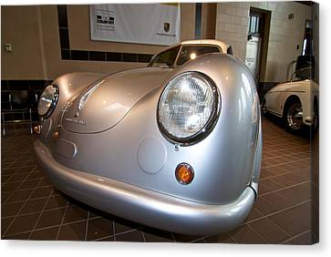 356 Sl Gmund Coupe Canvas Print by Paul Barkevich