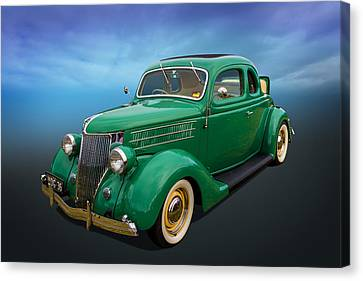 36 Ford Canvas Print