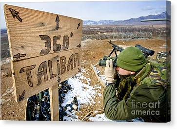 360 Taliban Canvas Print by Unknown