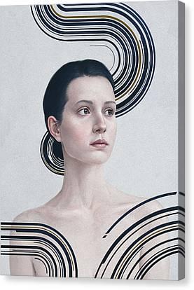 365 Canvas Print by Diego Fernandez