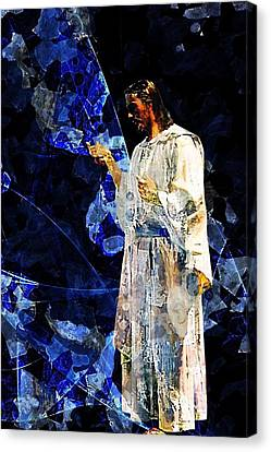 Jesus Christ - Religious Art Canvas Print
