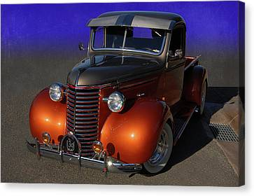 39 Chevy Pickup Canvas Print
