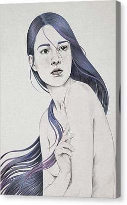 391 Canvas Print by Diego Fernandez