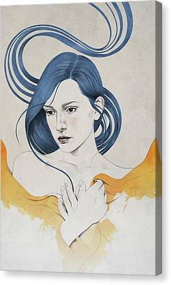 399 Canvas Print by Diego Fernandez