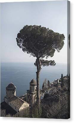 Amalfi Coast Canvas Print by Joana Kruse
