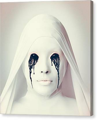 2012 Canvas Print - American Horror Story Asylum 2012 by Unknown
