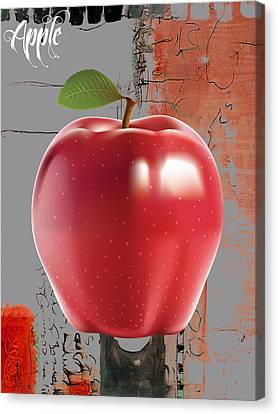 Apple Collection Canvas Print
