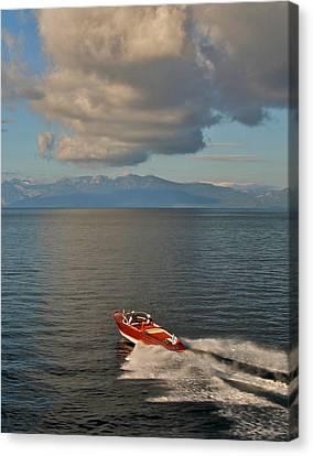 Portofino Italy Canvas Print - Aqua-rama by Steven Lapkin