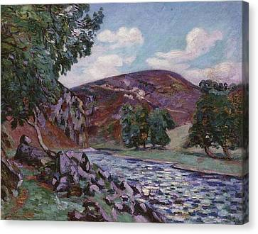 Armand Guillaumin Canvas Print