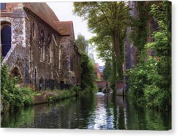 Canterbury - England Canvas Print by Joana Kruse