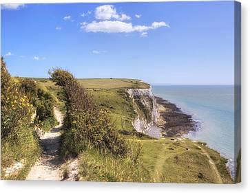 Dover - England Canvas Print by Joana Kruse