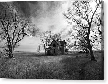 Forgotten  Canvas Print by Aaron J Groen