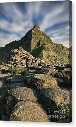 Giant's Causeway 4 Canvas Print by Rod McLean