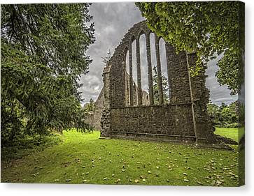 Inchmahome Priory Canvas Print