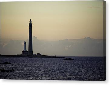 Europe Canvas Print - Lighthouse by Nailia Schwarz