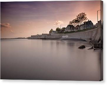 Lynn Beach Canvas Print
